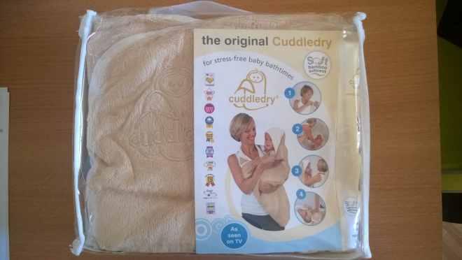 serviette de bain cuddledry blog baby no soucy test