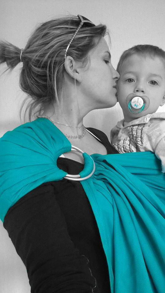 test sling daicaling emeraude blog baby no soucy
