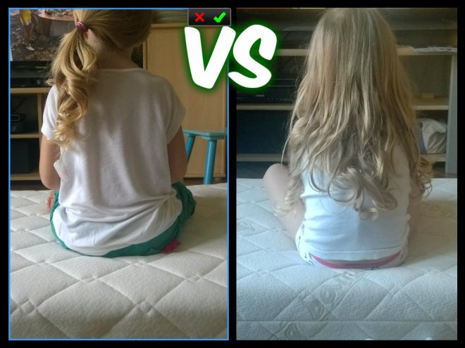 test matelas kadolis comparatif baby no soucy