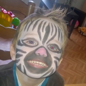 maquillage bio namaki zebre par baby no soucy