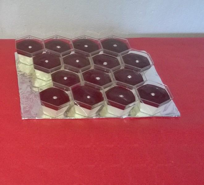 recette facile de panacottas au coulis de fruits rouges blog baby no soucy