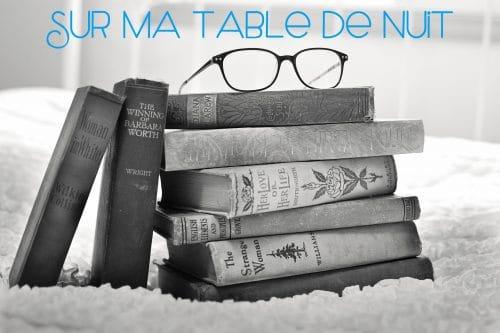 sur ma table de nuit baby no soucy