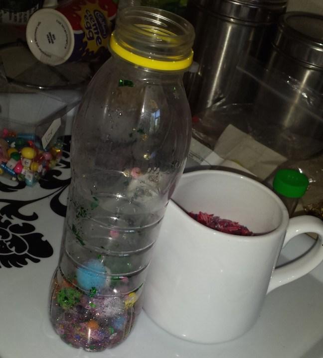 Baby Sensory Bottles