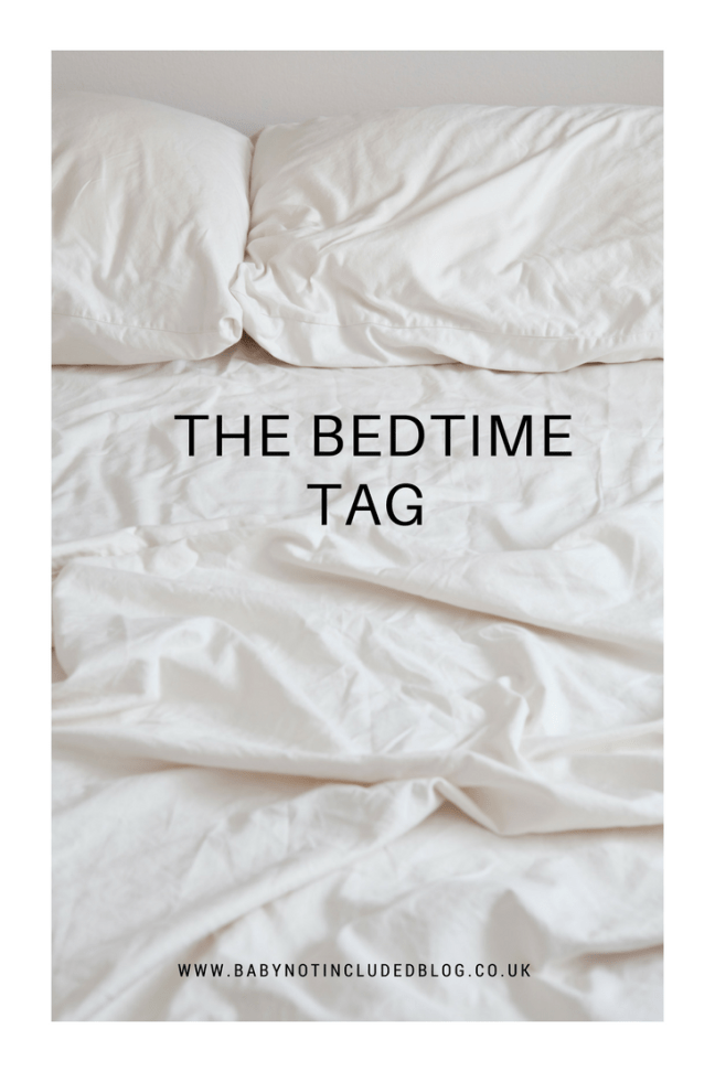 The Bedtime Tag
