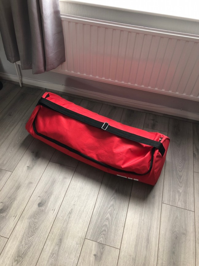 Sleepspace Travel Cot Review