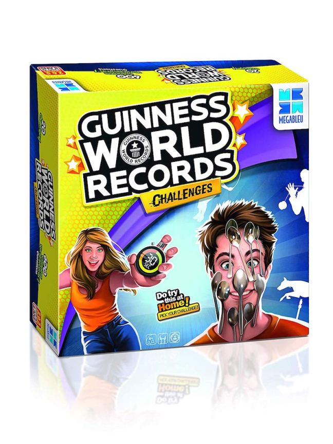 Guinness World Records Challenges Game