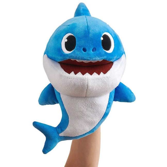 Baby Shark Plush Puppet