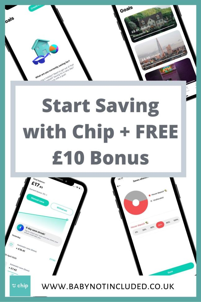 Having an emergency fund is easy to save for with the Chip App
