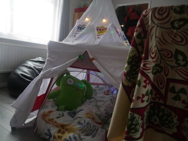 Big Little Tent Festival 2021 Lounge Campsite