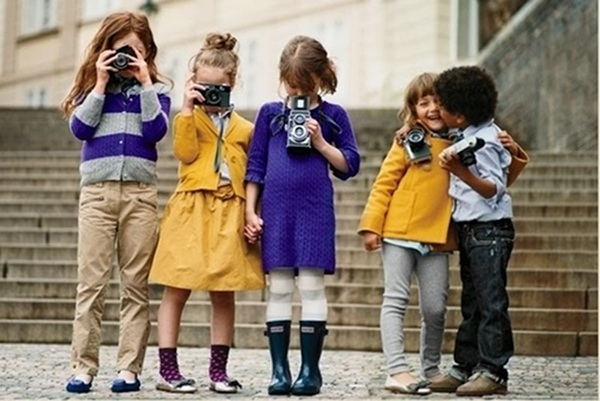 j crew3 J. Crew Kids – what hipster kids in the US are wearing