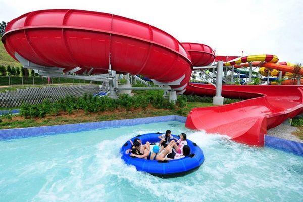 Legoland Water Park Malaysia 3 Lego makes a splash in Malaysia