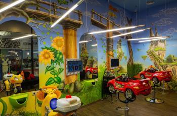 Pastelle Kids: Bērnu Skaistumkopšanas Salons