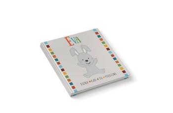 MoKids: Personalizējama grāmatiņa mazuļiem