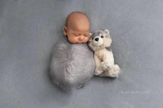 Newborn | 7 weeks new | Woodland Theme