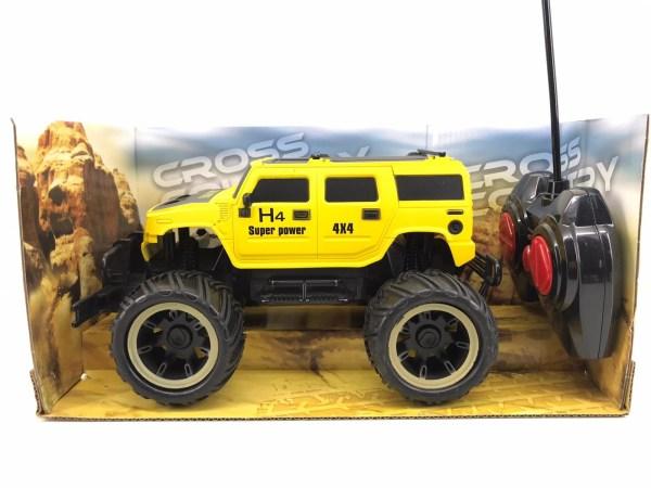 Remote Control Jeep
