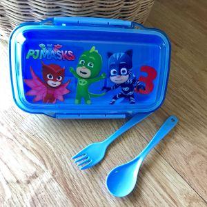 กล่องอาหาร PJ Mask Lunch Box