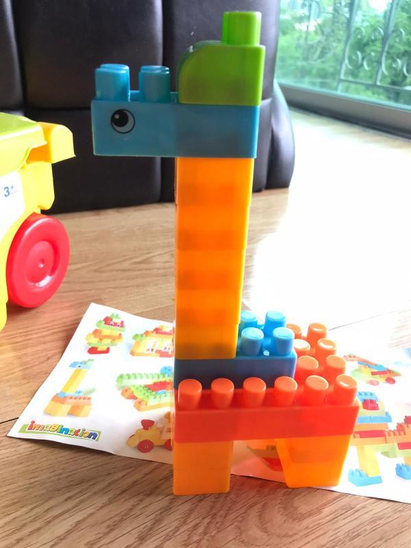 Blocks Trolley