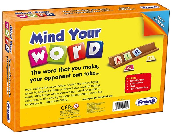 Mind your Word