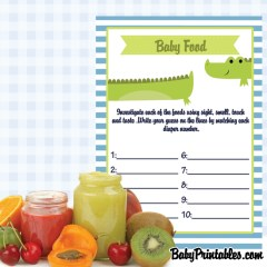 5 Fun Baby Shower Game Ideas and More!