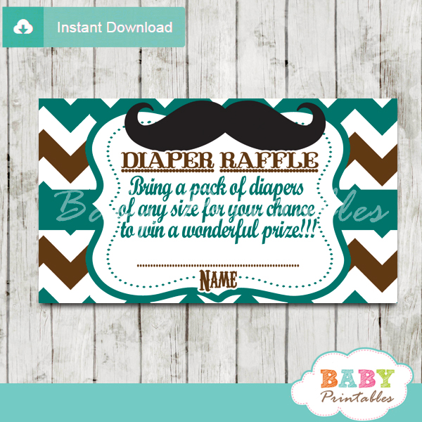 Mustache And Bow Tie Baby Shower Decorations Baby Printables