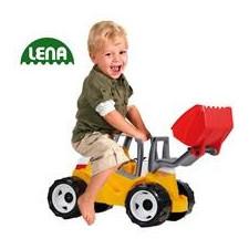 Veliki Buldožer guralica Lena Toys