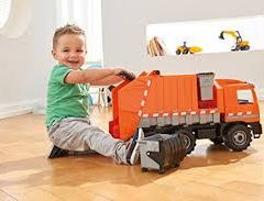 Veliki kamion djubretarac Lena Toys
