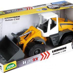 Veliki Buldožer Licencirani Worxx Liebherr L538