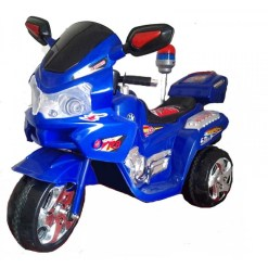 plavi motor dečiji motor na akumulator 111