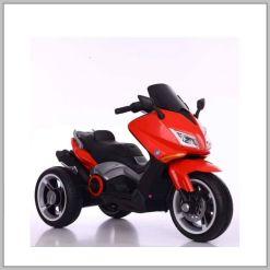 crveni dečiji motor na akumulator model 113