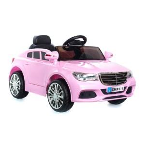 Auto na akumulator Pink (kožno sedište)
