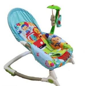 Ležaljka za bebe sa muzikom i vibracijom do 30 kg