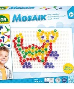 Dečiji mozaik bockalica