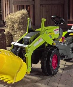 Traktor Xtrack CLAAS