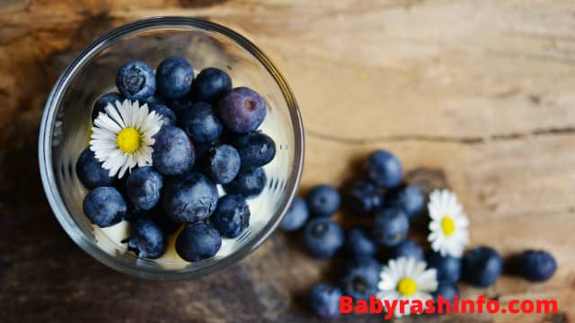 Blueberry Foods To Increase Breast Milk Fast