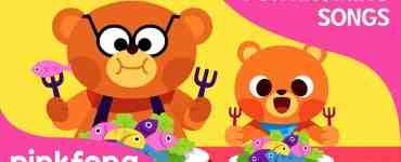 Daddy Bear and Baby Bear
