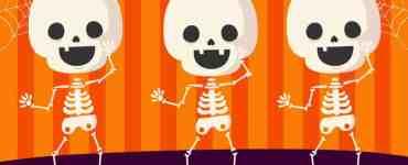 Shake Them Halloween Bones