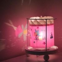 Delight Decor Carousel Lamp