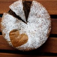 Schoko-Mohn-Kuchen und die überraschende Backbuchvorstellung