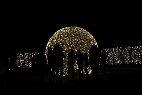 Unterwegs in und um Berlin: Christmas Garden Berlin by http://babyrockmyday.com/christmas-garden-berlin/