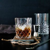 Drinks outside the Box #1 - Whiskey New Fashioned mit Jack Daniel´s Single Barrel