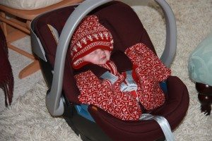 Mamas and Papas Sola Car Seat - Cybex Aton