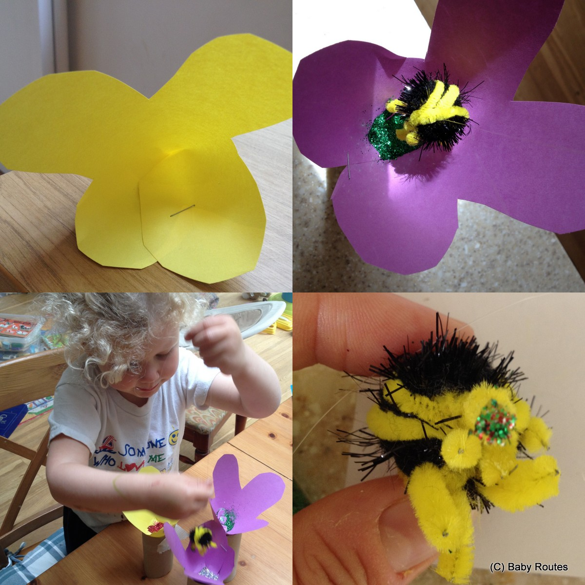 Pollination Activities For Kids And Preschoolers Baby Routes