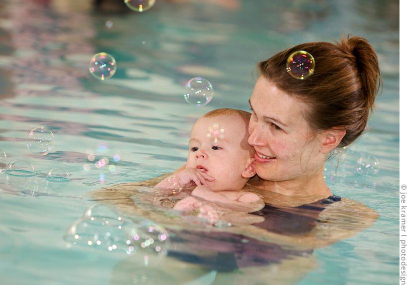 Schwimmschule 32  Osnabrck  Babyschwimmen  Fotos vom Profi