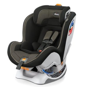 Chicco NextFit Convertible Car Seat, Matrix - full view