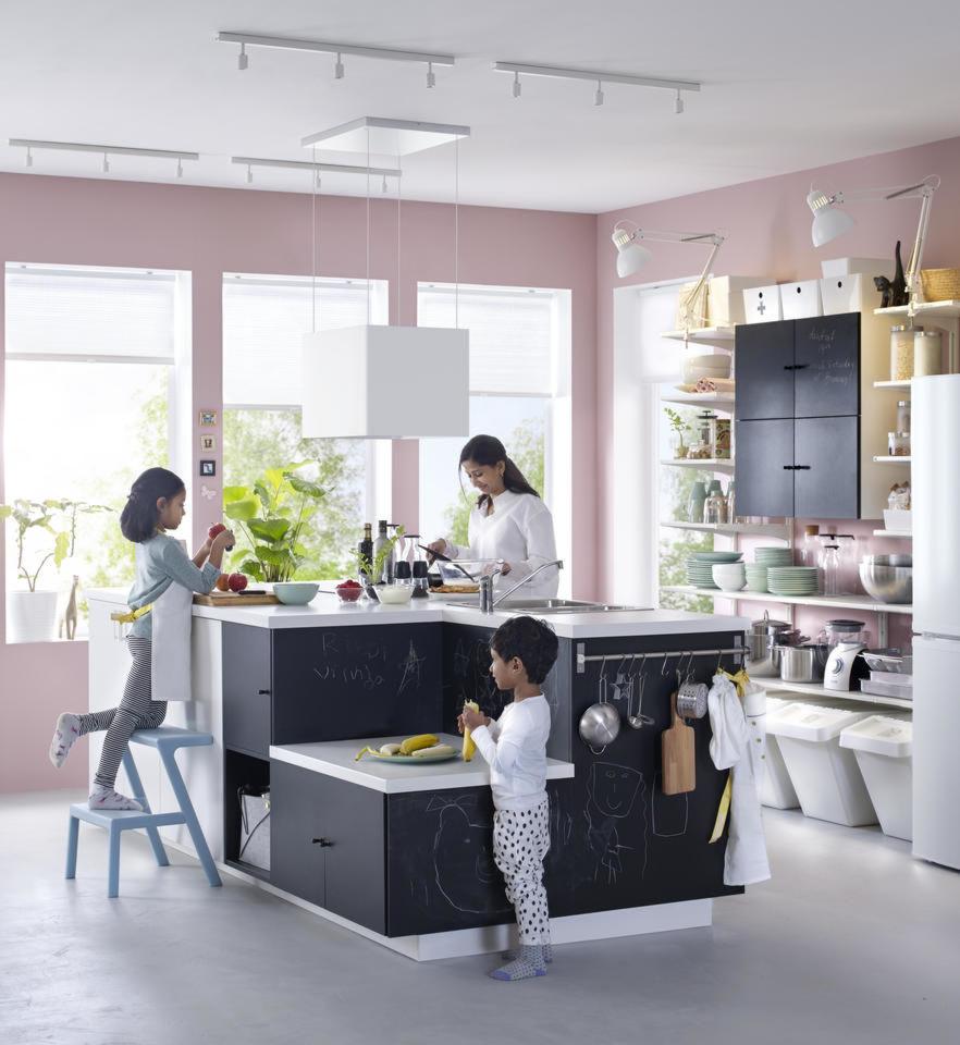 Il catalogo IKEA 2018 dal punto di vista di mamma e pap