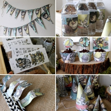 Where the Wild Things Are Baby Shower  Baby Shower Ideas
