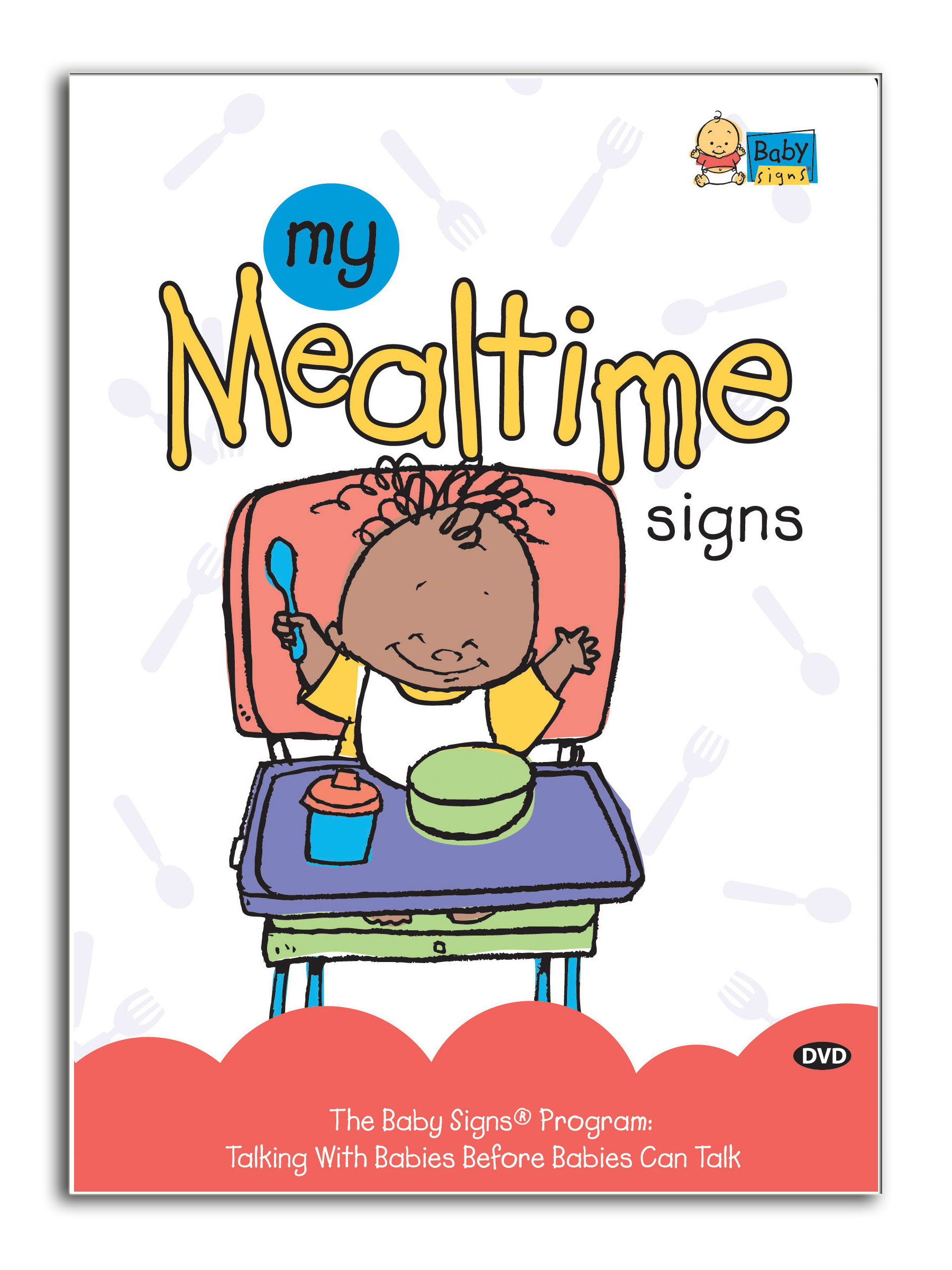 My Mealtime Signs, Dvd