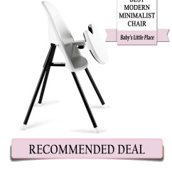 Table High Chair Reviews Real Leather Dining Room Chairs Babybjorn Review Baby S Little Place
