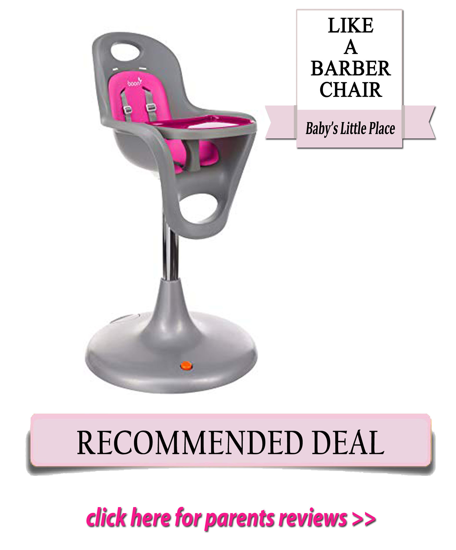Boon Flair High Chair Review Baby S Little Place