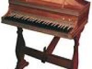 R. シュッツェ(1965年)作 イタリアン一段鍵盤チェンバロ